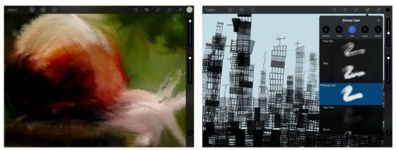 Mit Paint Hack kann man der Phantasie freien Lauf lassen und einfach mal ausprobieren, oder auch direkt mit klaren Vorstellungen durchstarten. Die App eignet sich für beides.