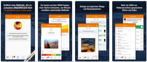 Ob zum Auffrischen oder komplett neu starten: Die Mosalingua Premium-Apps bieten jede Menge Lernerfolg.