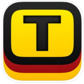 App Icon Taxi Deutschland